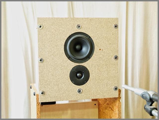 SB 15 Inwall – Lautsprecher selber bauen