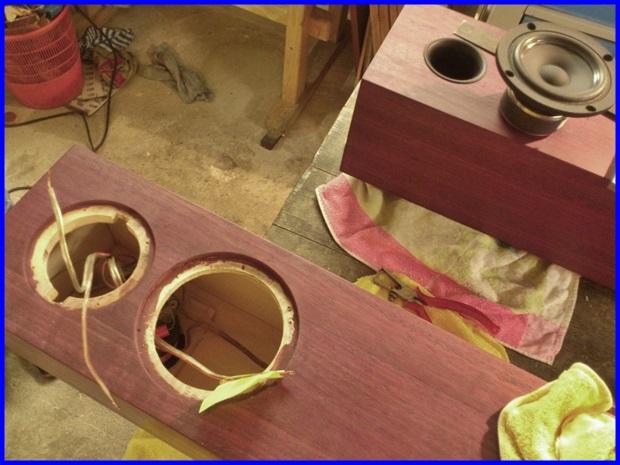 sb12 amarant und sb 18 lautsprecher selber bauen. Black Bedroom Furniture Sets. Home Design Ideas