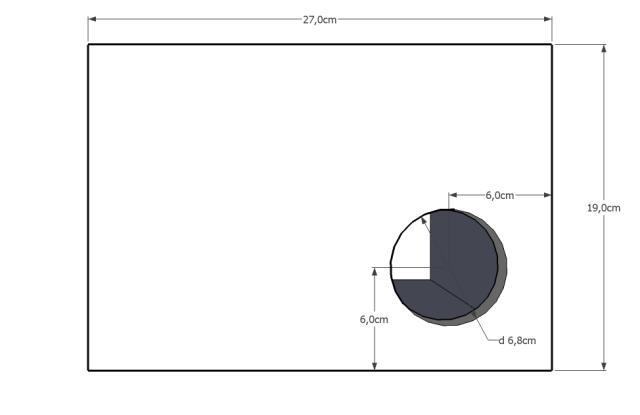 Mittelton-Modul hinten