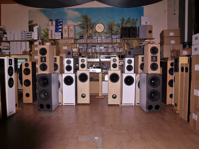 stereo lautsprecher selber bauen. Black Bedroom Furniture Sets. Home Design Ideas