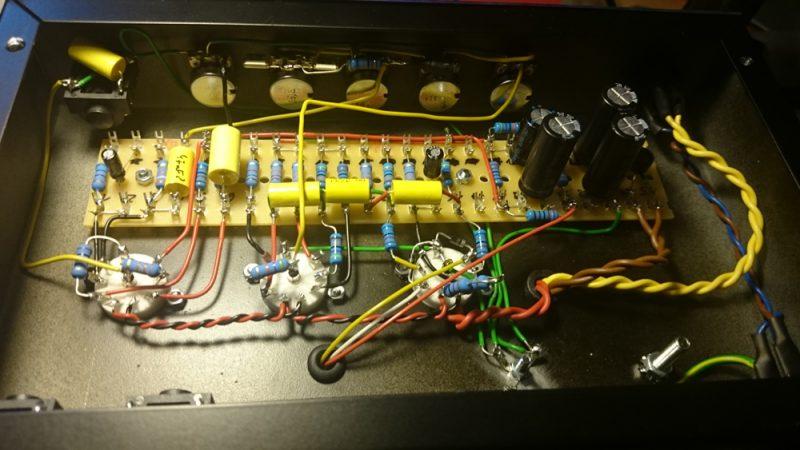 SB12 6L 20 Gitarrenamp Diy