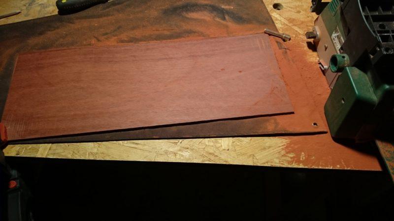 SB24 04 Bloodwood geschliffen