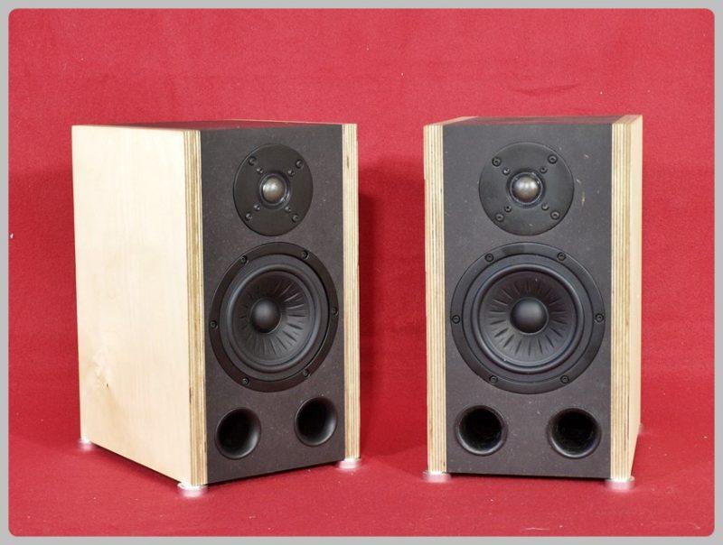 Chorus 51, Teil 1 des neuen Eton-Orchesters – Lautsprecher selber bauen