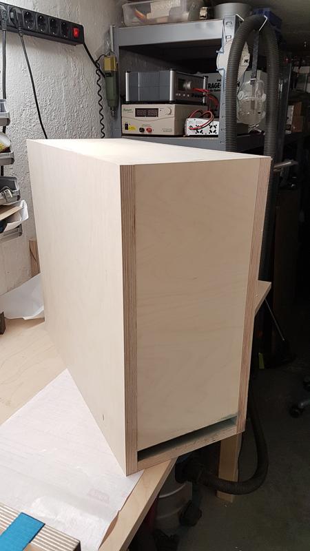 sb 23 3 adw esage lautsprecher selber bauen. Black Bedroom Furniture Sets. Home Design Ideas
