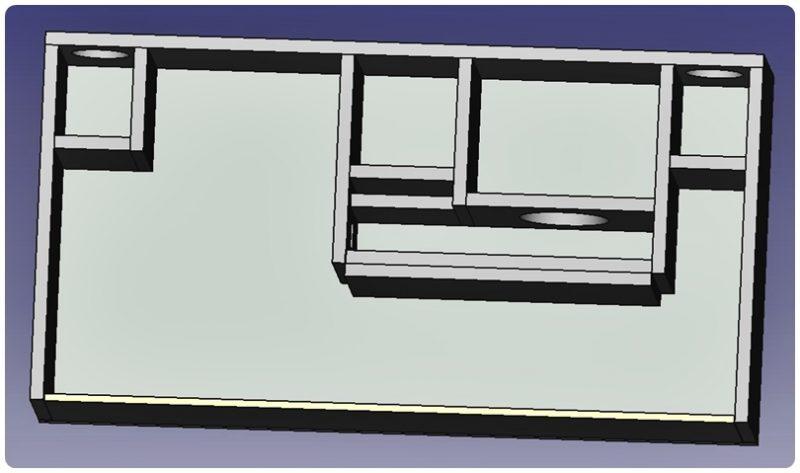 uwes mona fernsehwagen lautsprecher selber bauen. Black Bedroom Furniture Sets. Home Design Ideas
