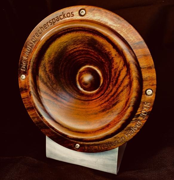 Lautsprecher aus Holz
