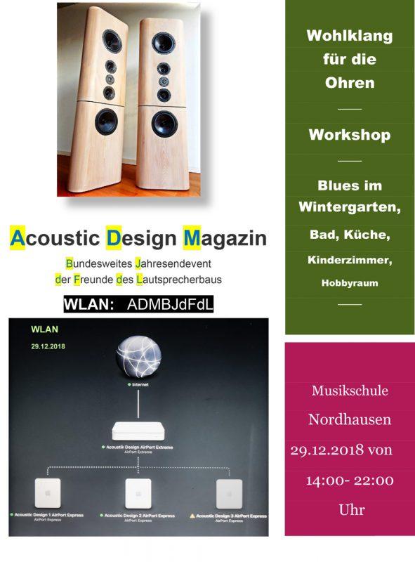 event in nordhausen lautsprecher selber bauen. Black Bedroom Furniture Sets. Home Design Ideas