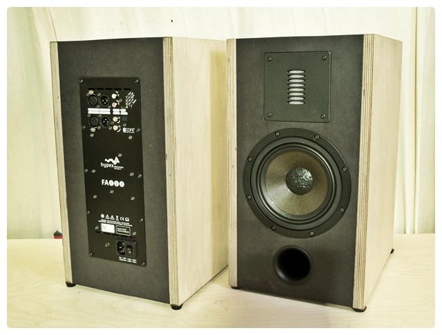 Wir werden aktiv – Duetta Top mit DSP-Weiche – Lautsprecher selber