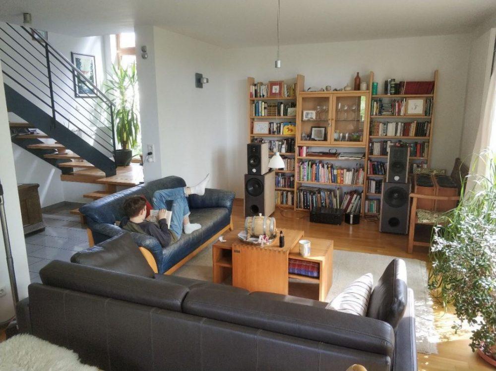 Duetta Wohnzimmer